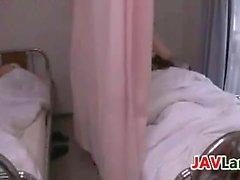 A Hastanesi olarak Having Sex Japonya Kızı