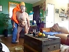 Bottom Rims Swallows Verbal Construction Worker Cum