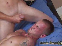 Mais bonito gay meninos nudismo mais rápido e mais difícil, Jamie criticou o traseiro de Colin mesmo