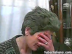 Signora Italiana Abusa Ragazza