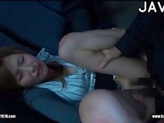 Luscious Asian Babe Fucked In Cinema