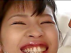 18yo Japanin Korean tyttö perseestä