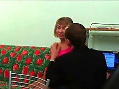 Hottie antanut old opettaja suihin kunnes hän sen kokemasi haittavaikutus Ejukulaatio