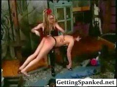 Kinky Wild Spanking Sex