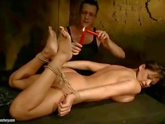Sex slave gets punished and fucked