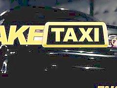 FakeTaxi - зрелая телка с огромным Juggs сиськи Ванкс