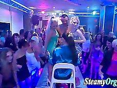 Teen bitches suck strippers dicks