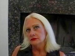 old american gilf is crazy for cock dirty talking slut