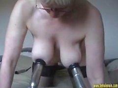 Mature Mamma Mammary Milking
