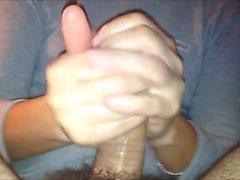 CFNM closeup con la mano sessuali