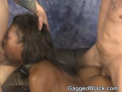 Black Summer Knight Sucking Dick And Fucked Doggystyle