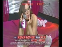 College Girl Lilly On Hotel Voyeur #2