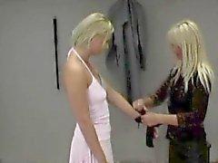 Blonde dominates blonde