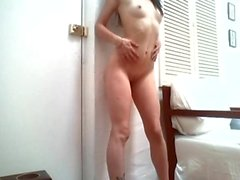 Riding Shane Diesels sexy monster cock