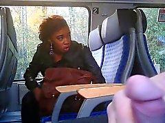 Knippert een hete zwarte meisje - Flostylez
