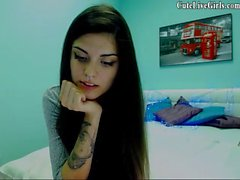 Live Chat Skinny Wild Amateur Fisting Part 1