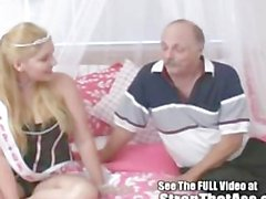 Submissive Bobbie Loves to Worship at the StrapOnPrincess's Feet