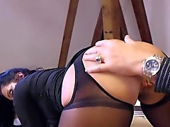 Bums Buero - Busty German secretary fucks at her office