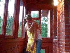 Man nails his girlfriend