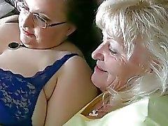 HD- старая няня любительская сексуальные отношения с большой синица женщину