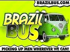 BrazilBus den 1 - Victor y Bruno