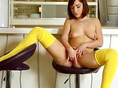 Yellow Stockings