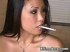 Smoking Hardcore Kinky Whore