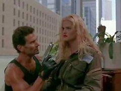 Anna Nicole Smith Hard Sex Scene from Skyscraper