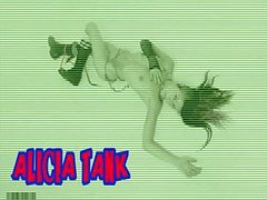 A Alicia Tank el punk making off