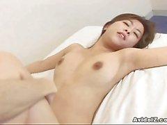 Hottest Asian Miina Minamoto nailed hard!