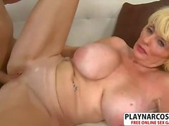 Nasty Mommy Missy Thompson Fucking Sweet Her Dad's Friend