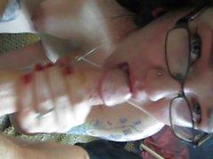 Cumpilation kokoaminen , Amateur MILF Iso Dick Oral Creampie Facial Pakoll