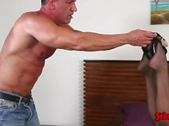 Hot And Cock Hungry Wife Silvia Saige
