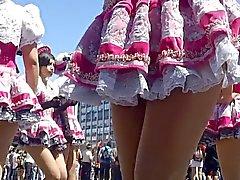 Carneval dessous D'Époque