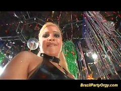 brasiliana Party di Capodanno