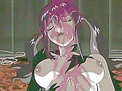 Capturé hentai filles gangbang brutalité par des masker des hommes