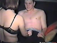 Russian Chick Smokes And Makes Out