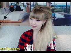 Hot Webcam Blonde Double Penetration with Toys