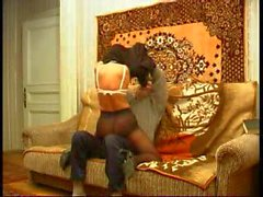 Cute Young Girl Gets Seduced At Home