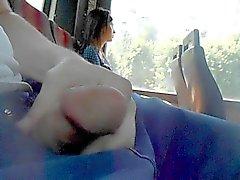 bir otobüs