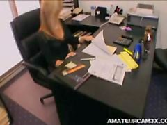 wild secretary fuck the boss