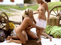 Fantasy Frolic by Sapphic Erotica - lesbian love porn with