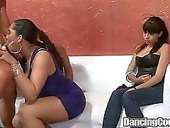 Suck and Fuck Huge Dick on Dancingcock