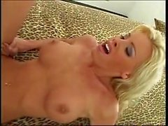 Hot Blonde Nicole Sheridan - Deep N That Ass!