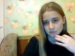 Masturbate Blonde Teen Girl