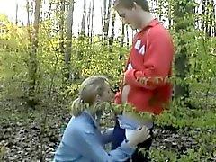 Interessen Amateur Sex bei Wäldern
