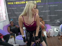Cool Sex Expo NY-Hot unofficial after-orgy in Brooklyn
