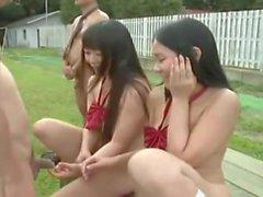 Japanese Naked Girls