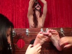 Cego, Gagged & Ticklish