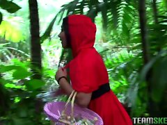 Red Riding Hood Is Fooled